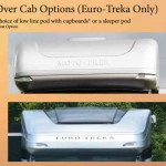 Euro-Treka over cab options