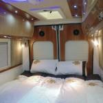 Leisure-Treka RL Rear Double Bed