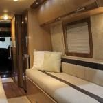 Leisure-Treka RL rear seating