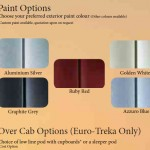 Moto-Trek paint options