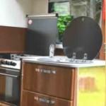 X-Cite EB kitchen area