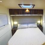 Euro-Treka IB Island bed