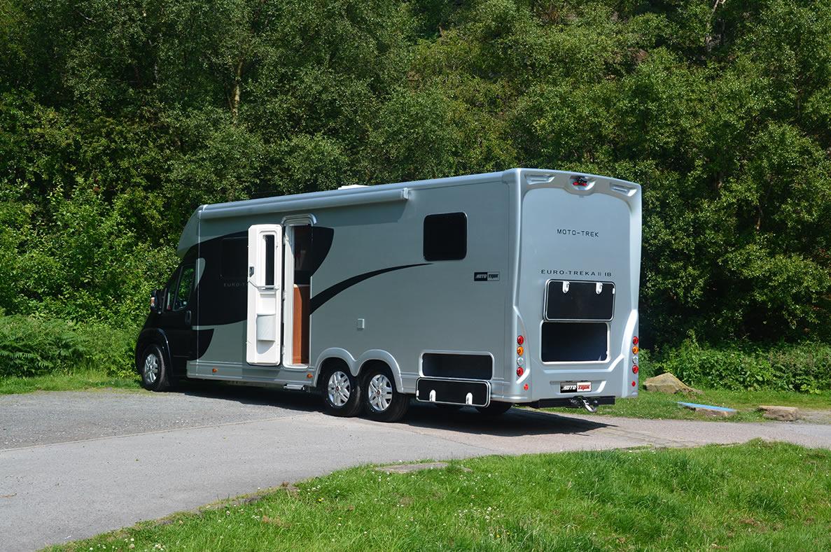 Moto-Trek Euro-Treka IB Motorhome