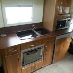 Euro-Treka QB kitchen