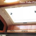 Euro-Treka QB optional skylight