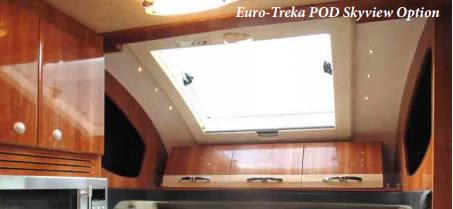Moto-Trek Euro-Treka QB Motorhome