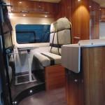 Leisure-Treka ELD front travel double seat