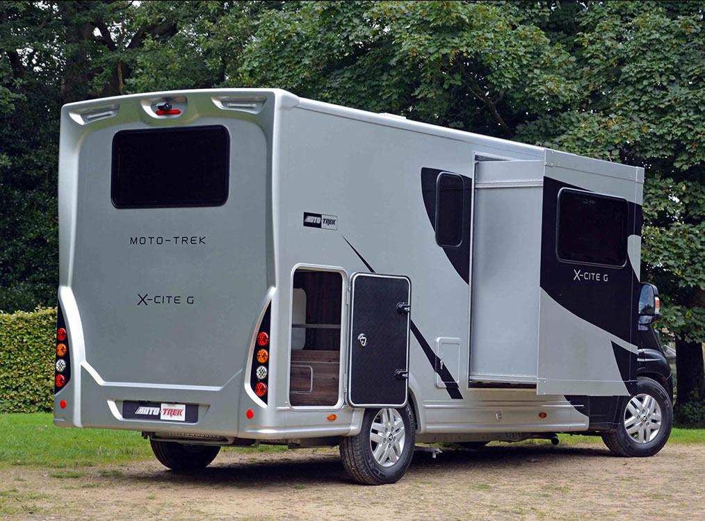 Moto-Trek X-Cite G Motorhome